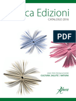Catalogo Libri Aboca 2016