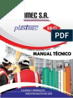 Manual Tecnico Plastimec-Ralco 2016