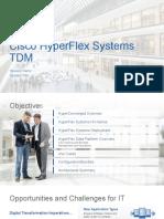 Cisco HyperFlex Systems Technical Deck