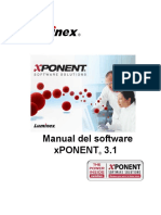 xPONENT 3.1  Manual Usuario Español