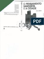 O pensamento marxista e a cidade.pdf