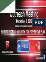Freedom Community Outreach 12516