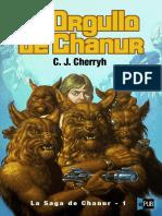 El Orgullo de Chanur - C. J. Cherryh