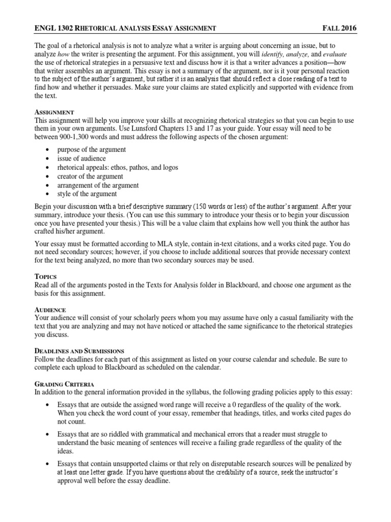 casual analysis essay essay