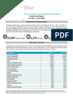 NHTRC 2015 United States Report - USA