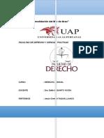 Articulo Sobre Derecho Judicial Peruano