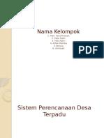 Tugas Kelompok PDT