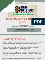 Bimb Holdings