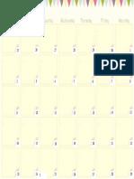 Monthly Plan Juni-juli