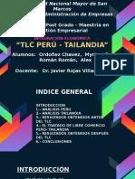 Tlc Peru Tailandia