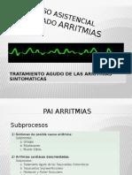 Proceso Tratamiento Arritmias Sintomaticas