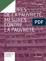 Julien Damon - Mesures de la pauvreté, mesure contre la pauvreté