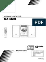 UX-M3R