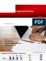 WLAN High-Level Solution1