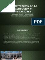 Administración de La Producción y Operaciones 5
