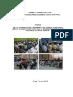 Informe Taller Estamento UNA 2014.doc