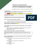 inca paragraph-example