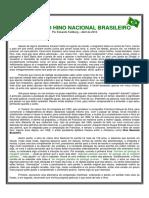 Análise Do Hino Nacional Brasileiro - Por Eduardo Feldberg