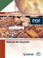 Manual Del Docente Panaderia
