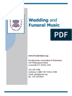 Booklet Wedding