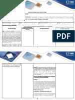 Guía de Actividades y Rubrica - Fase 6 - Proyecto Final