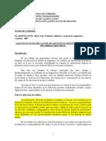 Alicia Acín. Las Politicas de La Educion de Adultos en Argentina