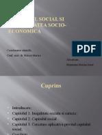 Capitalul Social Si Inegalitatea Socio-economica5.Ppt