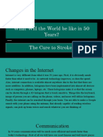 what will the world be like in 50 years-