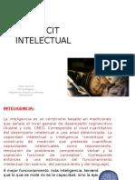 Deficit Intelectual