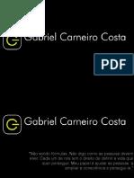 Palestras Gabriel