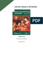 História Social Da Criança e Da Família