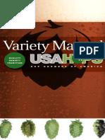 Hops Variety Manual 2013