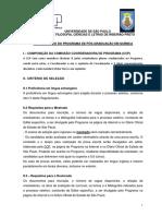 Novo Regulamento Versão 2014 1