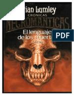 Cronicas Necromanticas 4 _ El Lenguaje de Los Muertos
