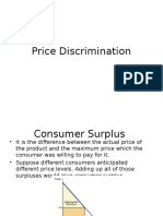 15 Monoply (Price Discrimination)