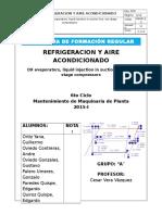 Informe Ejercicio (Grupo 3 - A )