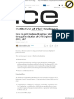How to Get Chartered Engineer Status Through Institution of Civil Engineers (ICE), UK_ _ Muhammad Bukhsh Bhatti _ Pulse _ LinkedIn