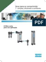 Catalogo Tecnico Filtros Coalescentes 4 6