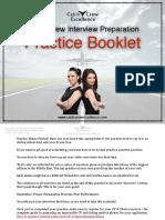 Cabin Crew Interview Preparation Practice Booklet Cabin Crew Excellence eBook