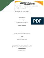Informe Ejecutivo Kevin Joshept Osorio V