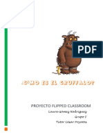 Proyecto Flipped Classroom_Natural Science. 1º de Primaria