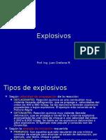 Explosivos y Tronadura