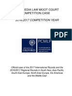 2016 2017 Price Media Law Moot Court Competition Case