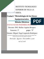 Unidad 1 Metodologia de Lineas Equipotenciales Rufino