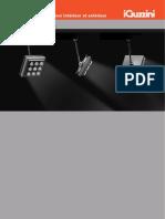 Nouveaux systèmes d'éclairage iGuzzini pour intérieur et extérieur 2009-2010