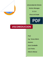 Viscorreduccion