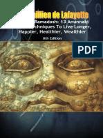 Book of Ramadosh - 13 Anunnaki Ulema Techniques