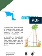 PRESENTACIÓN - CINEMÁTICA