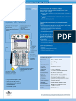 Yaskawa Iberica Consola Consola Dx100 609302