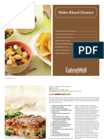 EatingWell Make Ahead Dinners Web Premium